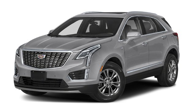 Cadillac XT5 Luxury 2021 Price in Russia