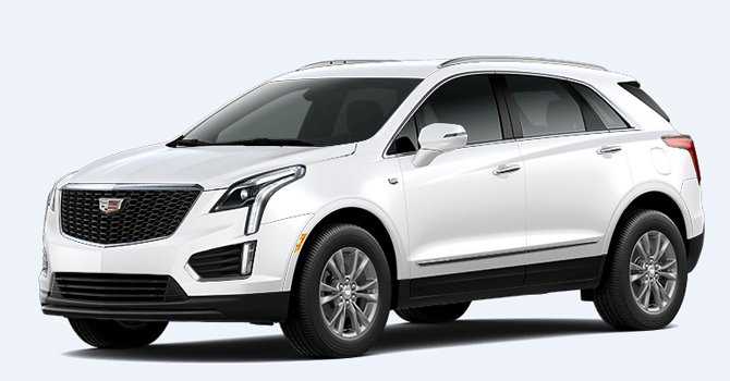 Cadillac XT5 Premium Luxury 2021 Price in Japan