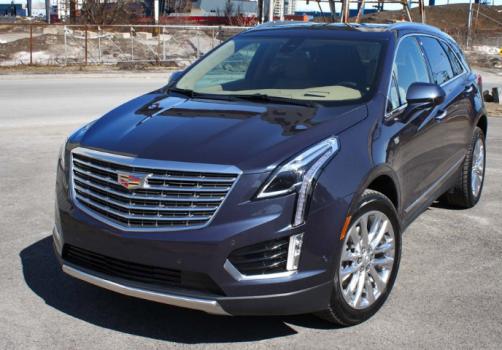 Cadillac XT5 Platinum AWD 2018 Price in Nigeria