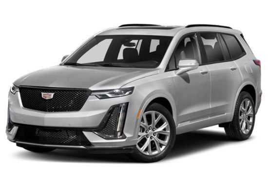 Cadillac XT6 AWD 4dr Sport 2020 Price in Nepal