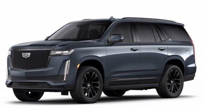Cadillac Escalade ESV Premium Luxury 2021 Price in Sri Lanka