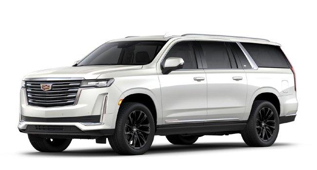 Cadillac Escalade ESV Premium Luxury 2022 Price in Pakistan