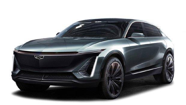 Cadillac Lyriq Platinum 2023 Price in Italy