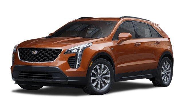 Cadillac XT4 Premium AWD 2022 Price in Spain