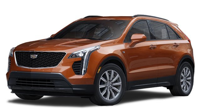 Cadillac XT4 Sport AWD 2021 Price in Russia