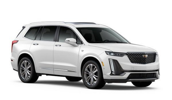 Cadillac XT6 Sport 2022 Price in Spain