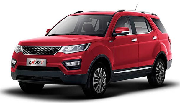 Changan CX70T 2021 Price in South Korea