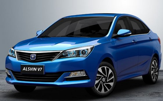 Changan Alsvin V7 Comfort Price in Thailand