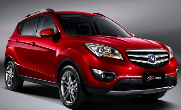 Changan CS35 L  Price in South Korea