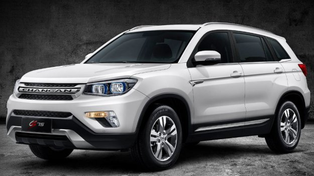 Changan CS75 F Price in Greece