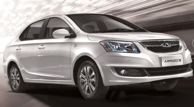 Chery Arrizo3 Comfort Price in South Korea