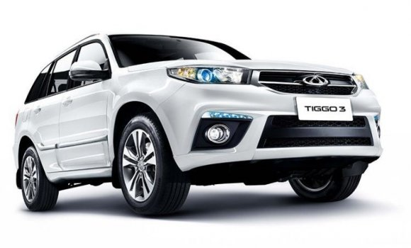 Chery Tiggo3 Comfort Price in Norway
