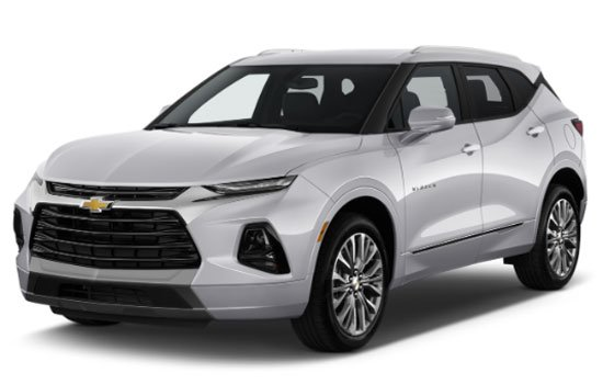Chevrolet Blazer L 2020 Price in Japan