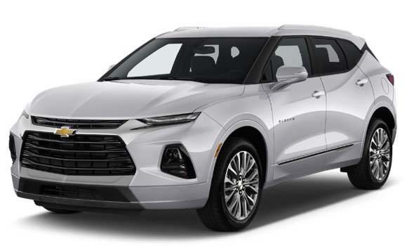 Chevrolet Blazer Premier 2020 Price in Nepal