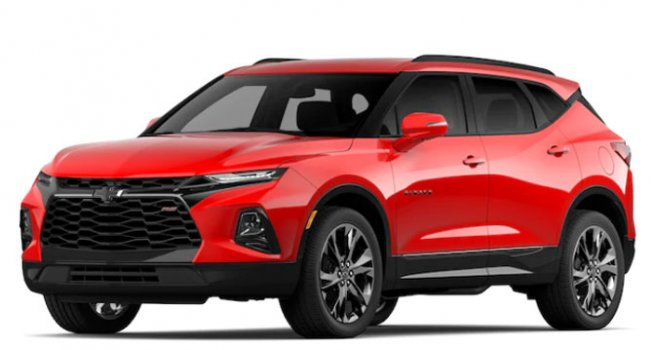 Chevrolet Blazer Rs 2020 Price In Dubai Uae Features And Specs Ccarprice Uae