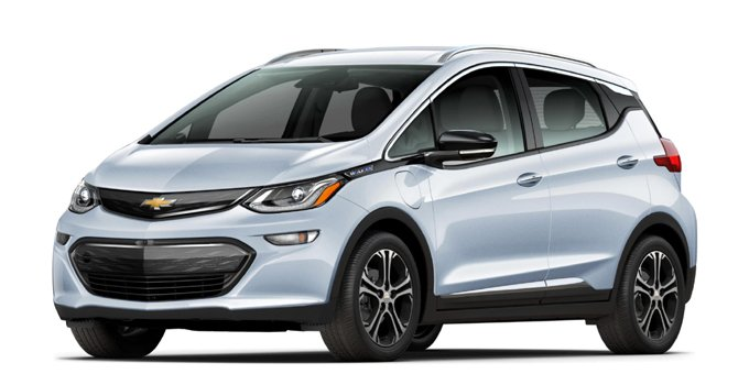 Chevrolet Bolt EV LT 2021 Price in Nigeria