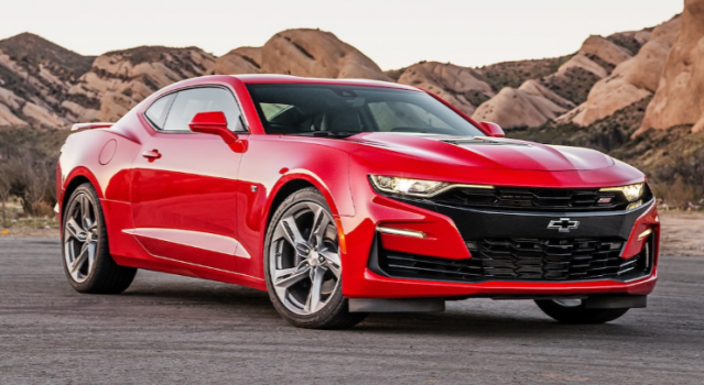 Chevrolet Camaro Ss 2019 Price In Egypt Features And Specs Ccarprice Egy