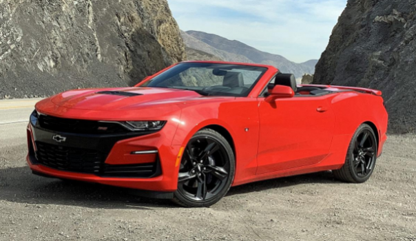 Chevrolet Camaro SS Convertible 2019 Price in Sri Lanka