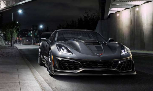 Chevrolet Corvette Stingray 1LT Z51 Convertible 2019 Price in Hong Kong