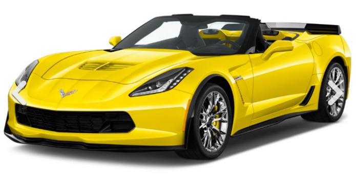 Chevrolet Corvette Stingray 1LT Z51 Coupe 2019 Price in Ecuador