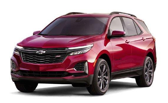 Chevrolet Equinox LT 2021 Price in Russia