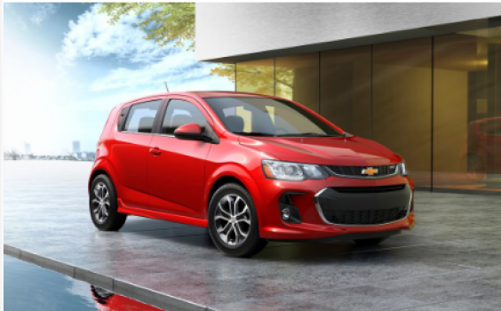 Chevrolet Sonic LT Hatchback 2018 Price in Qatar