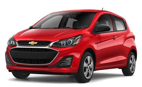 Chevrolet Spark 1LT 2021 Price in Nigeria