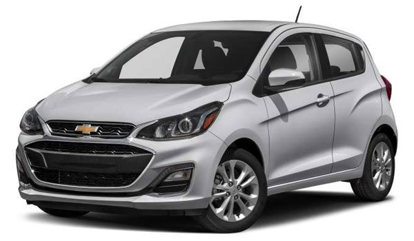 Chevrolet Spark LS Manual 2020 Price in Russia