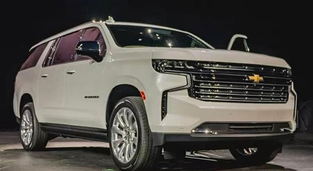 Chevrolet Suburban Ls 2021 Price In India Features And Specs