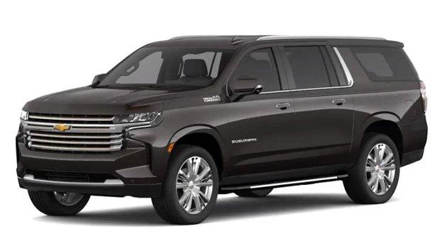 Chevrolet Suburban LS 2021 Price in Indonesia