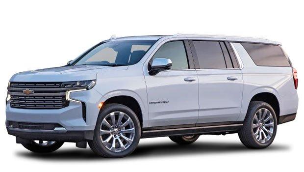 Chevrolet Suburban LS 2WD 2021 Price in Pakistan