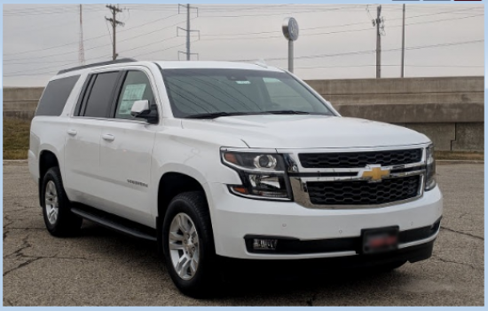 Chevrolet Suburban LT 4x2 2019 Price in Kuwait