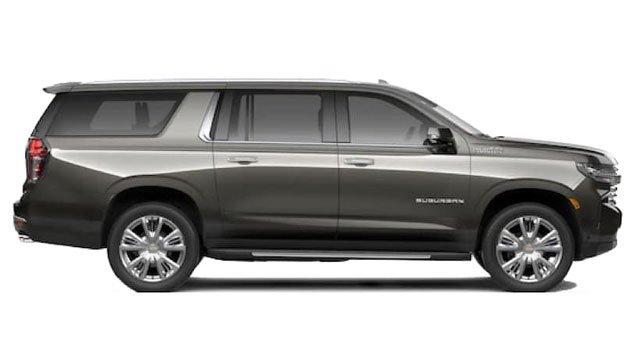 Chevrolet Suburban Premier 2021 Price in Japan