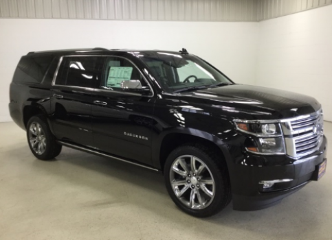 Chevrolet Suburban Premier 4wd 2018 Price In India Features And