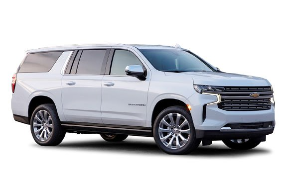 Chevrolet Suburban RST 2WD 2021 Price in Nepal
