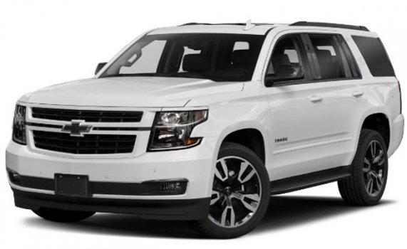 Chevrolet Tahoe Premier 4x4 2019 Price in Russia