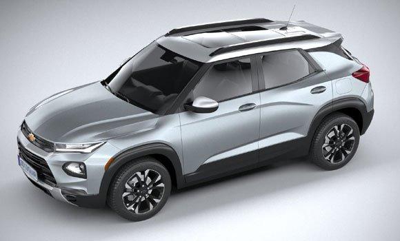 Chevrolet TrailBlazer LT 2021 Price in Romania