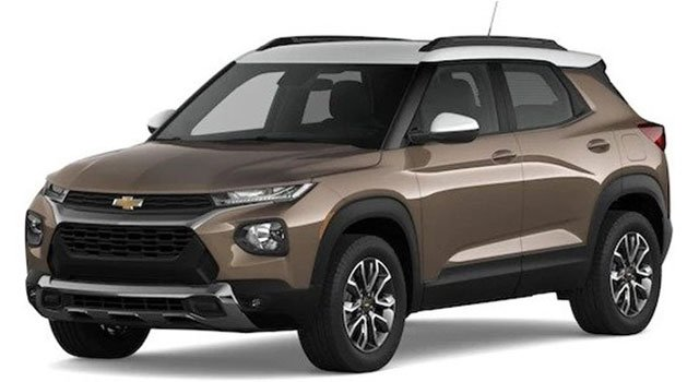 Chevrolet Trailblazer Rs 2021 Price In Indonesia Features And Specs Ccarprice Idn