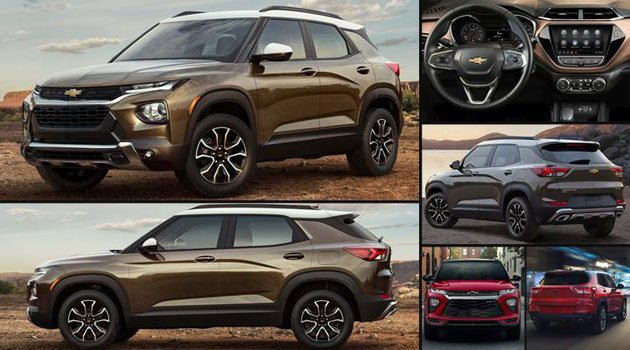 Chevrolet Trailblazer L 2021 Price In Germany Features And Specs Ccarprice Deu