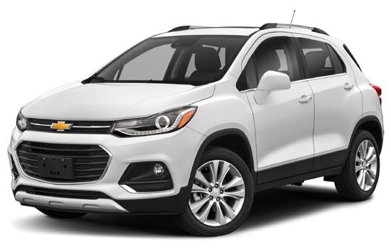 Chevrolet Trax Premier 2020 Price in Europe