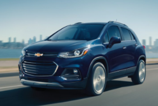 Chevrolet Trax Premier AWD 2019 Price in Hong Kong
