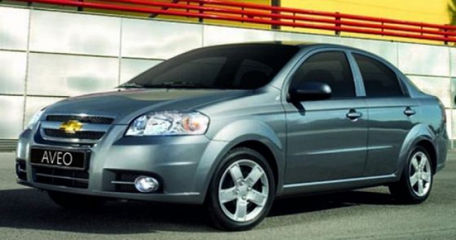 Chevrolet Aveo LS  Price in Bangladesh