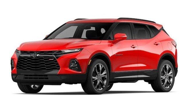 Chevrolet Blazer Premier AWD 2022 Price in Russia