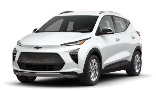 Chevrolet Bolt EUV LT 2022 Price in Nepal