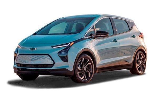 Chevrolet Bolt EV 2LT 2022 Price in Russia