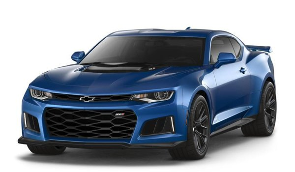 Chevrolet Camaro ZL1 Coupe 2022 Price in South Korea