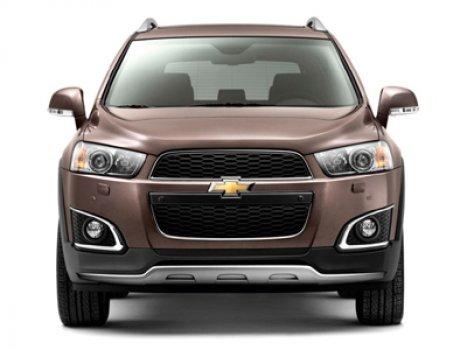 Chevrolet Captiva LTZ 3.0 AWD Price in Japan