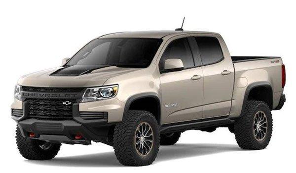 Chevrolet Colorado LT 2022 Price in New Zealand