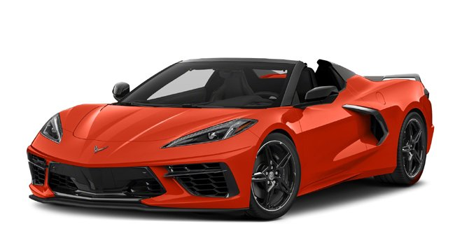 Chevrolet Corvette Stingray 1LT Coupe 2021 Price in Egypt
