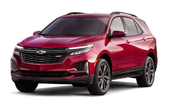 Chevrolet Equinox LT 2022 Price in Kuwait
